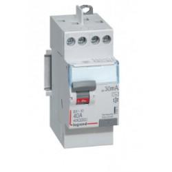 Inter diff 40 A -type AC - 30mA -départ haut- 2MDX³-ID - vis/vis - 2P - 230V~ -