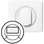 Enjoliveur Céliane - inter automatique de balisage - blanc