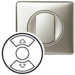 Enjoliveur Céliane - inter / poussoir / cde pour fenêtre de toit - titane