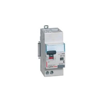 Disjoncteur différentiel 25A auto/vis - U+N 230v~ Courbe C