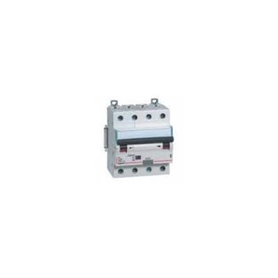 Disjoncteur différentiel tétrapolaire 32A 400V~ Courbe C - 4 modules