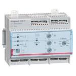 Commande pour chauffauge électrique fil pilote - 3 zones