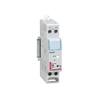 Relais pour DSC gaz - 24 V~ - 50 Hz - 1 module