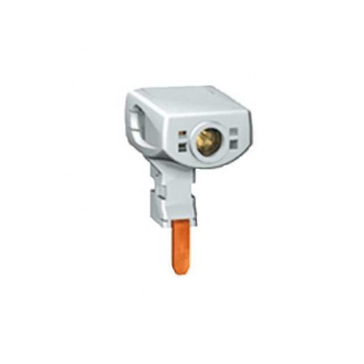 Connecteur 25 mm² isolé pour peigne 80A - jeu de 4
