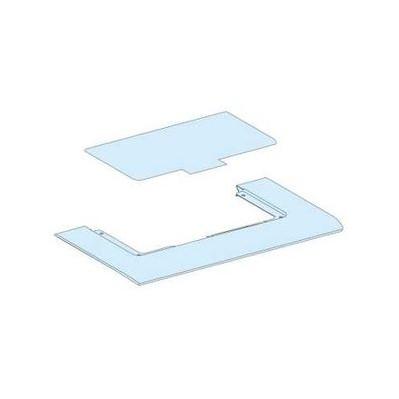 Plaque place câble + Interface gaine