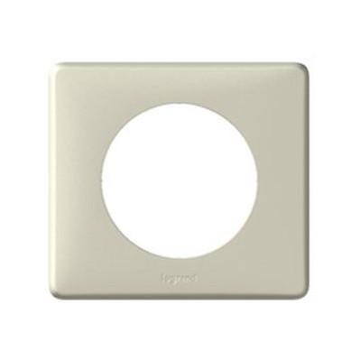 plaque c liane neutre 1 poste sable legrand 068751. Black Bedroom Furniture Sets. Home Design Ideas