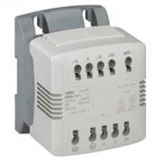 Transfo cde et signal mono connexion auto - prim 230/400 V/sec 24 V - 250 VA
