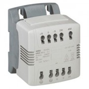Transfo commande et signal mono connexion auto - prim 230/400 V/sec 24 V - 250 VA
