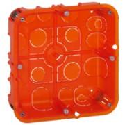 Boîte multimatériaux Batibox - grand format - 2x2 postes / 2x4/5 modules - prof 50