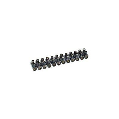 Barrette de connexion Nylbloc - cap 6 mm² - noir