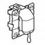 Poussoir à tirage Céliane - 6 AX